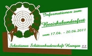 17.06.11 – St. Sebastianus Schützenfest