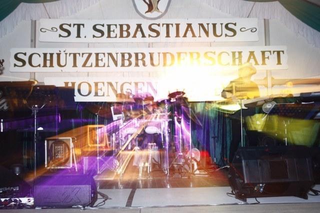 Schützenfest Hoengen